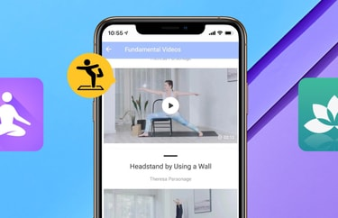 There Is Literally An App For Every Type Of Yogi