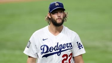 Los Angeles Dodgers ride Clayton Kershaw to Game 1 World Series win