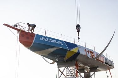 New Challenges for a New IMOCA 60