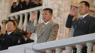 Both North and South Korea fire ballistic missiles as tensions rise on peninsula